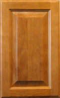 Alder Raised Panel - LHB