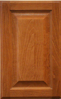 Beech Beaded Raised Panel  - Caramel