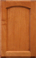 Beech Standard Arch Beaded Recessed Panel - Unknown