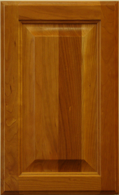 Cherry Raised Panel - Natural
