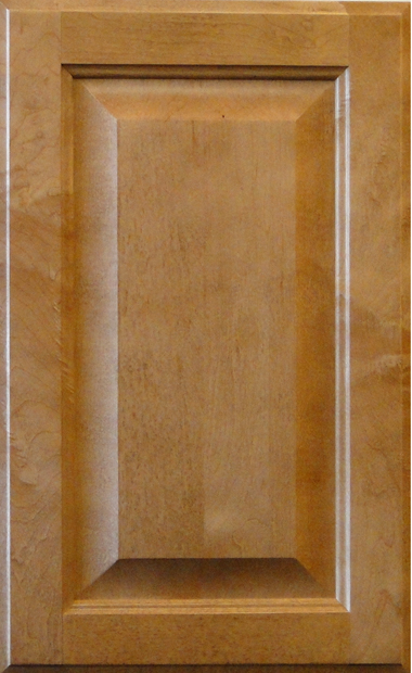 Maple Raised Panel - LHB