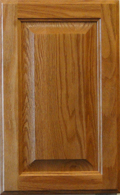 Oak Raised Panel - LHB
