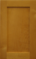 White Birch Inset Panel - LHB